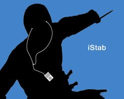 Assassins Creed iStab by Metallica1554