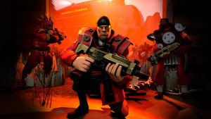 The Rise of the RED Team (GoW) by NMaster90