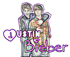 texto PNG justin bieber by VaAzZquuezZ