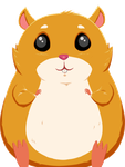 Hamster animated by XaR623