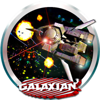 Galaxian 3 by POOTERMAN