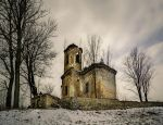 St. Matthew's Church Ruin by AbandonedZone