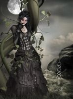 Tangled in her Dream by vampirekingdom