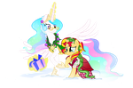 Here we are as in olden days by PixelKitties