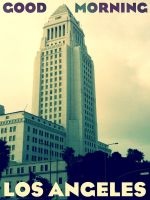 Good morning, Los Angeles by ballookey