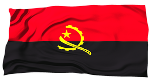 Flags of the World: Angola by MrAngryDog