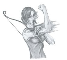 Tomb Raider 1 by unicornjesse