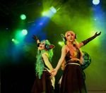 Magnetism on stage by cosplayprincesses
