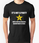 [FOR SALE] [T-Shirt] Party! by sergeant16bit