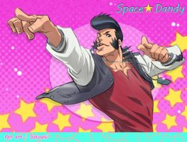 Space Dandy by SatoakiAmatatsu