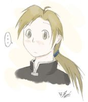 Embarrassed Al by Ouran-Shadow-Queen