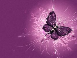 Butterfly_Wallpaper by TerrorKitty79