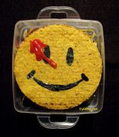Watchmen bento by yiddle