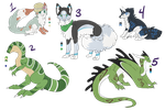 Mixed Adopts - CLOSED by Etilosy