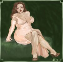 Tylers Pinup by Jodee