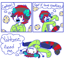 .: Cookies :. by brassboy