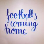 Football's coming home. by pica-ae