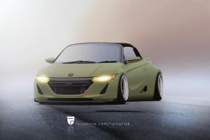 Honda S660 by rainprisk