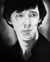 Benedict Cumberbatch by BurdMcLeod