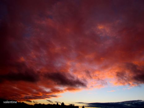 Sunset 08-01-15 #2 by Vaaalentinee