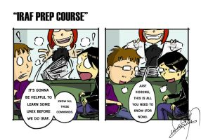 """""""The 233"""" - IRAF Prep Course by NK-C"""