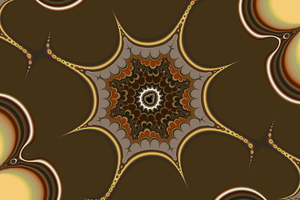 Exiled Mandelbrot No. 17 by element90