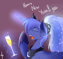 Happy 2014 by dream-phoenix