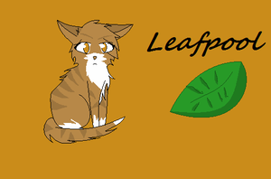 Leafpool by invaderliz100