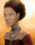 RQ: Queen of Sand by shira-nui