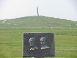 The Wright Brothers Memorial by The1980sKunoichi