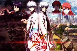 Gintama The Movie: The Final Chapter - WALLPAPER by Silas-Tsunayoshi
