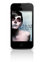 Lockscreen Simple by Laugend