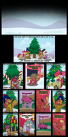 The Twelve Pains of Christmas by unoservix