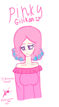 Pinky gijinka :3 by knockoutandsonic