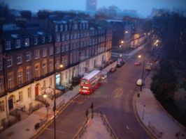Model Russell Square by bec312