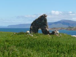 Ruins of Iona by Afrolovertje