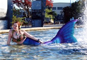 Splashing Around by Mermaid-Iona