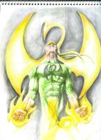 Iron Fist - Dragon Power by oh1life2live