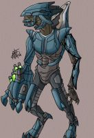 Covenant's Frankenstein by AntManTheMagnif