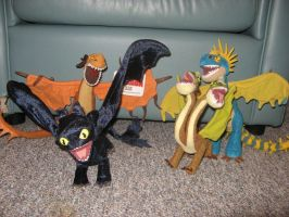 HTTYD Collection by LeaveItToVi