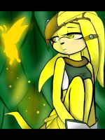COM.::Yellow Butterfly::. by Invisible-Wings95
