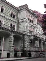 Haunted hotel by Storm1287