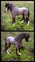 Breyer - Brookside Pink Magnum by The-Toy-Chest
