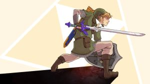 TNS: Link (Skyward Sword) by ElizabethBeals