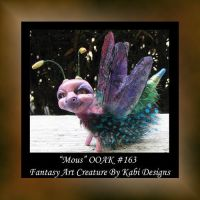 Mous Fantasy Little Creature by KabiDesigns