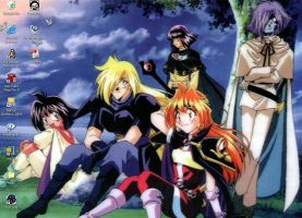 The Slayers by melinca