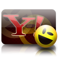 Yahoo icon by BrightKnight