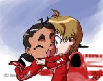 F1 Chibis- We did it by Noe-Izumi