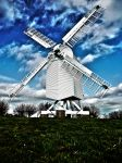 Chillenden Windmill by YetiFungus
