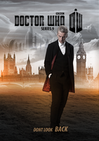 Doctor Who Series 9 Poster by philpaint